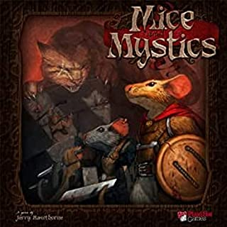 Plaid Hat Games Mice And Mystics Board Game - 9 Years, For 9 Years