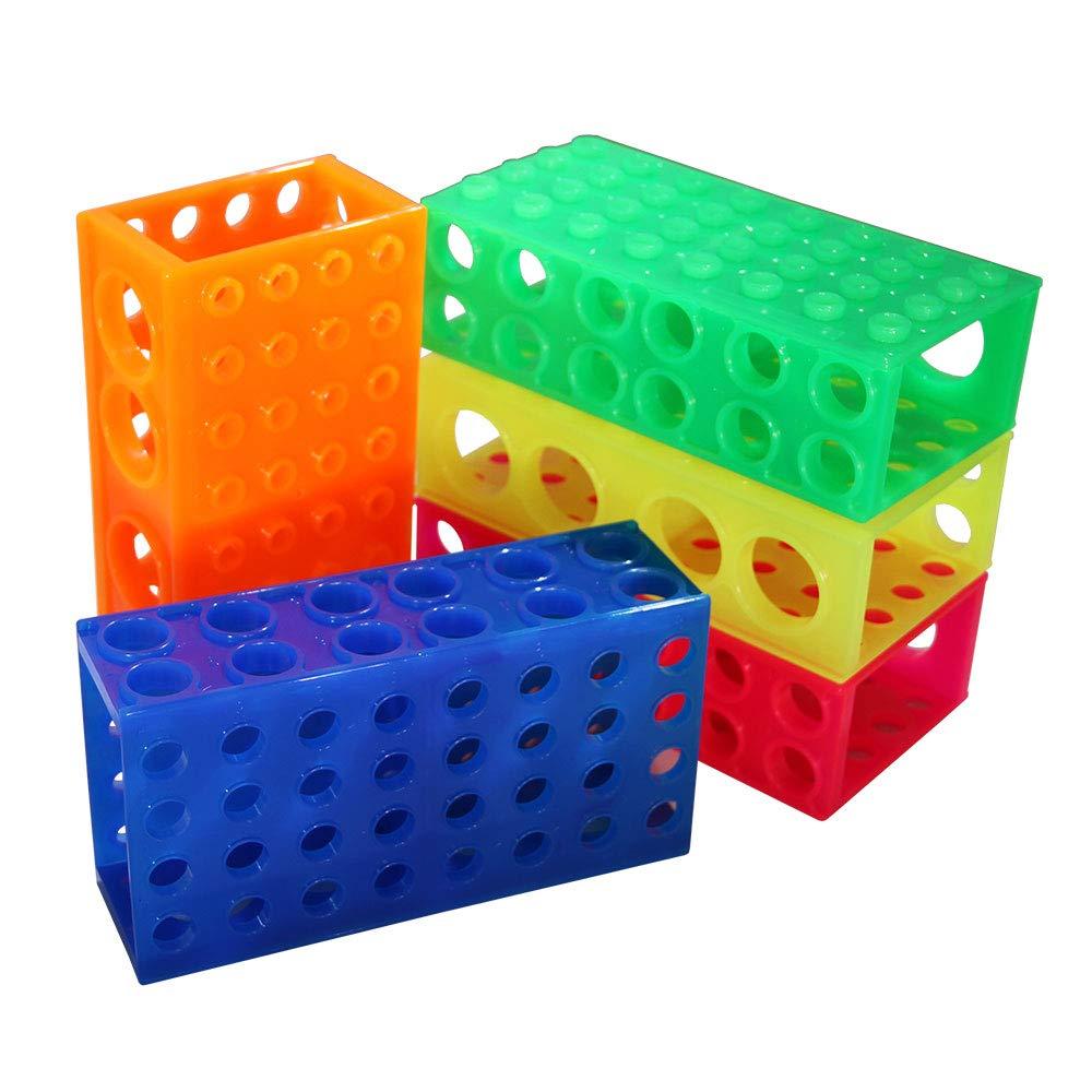 Under blast sales 4-Way Flipper Ranking TOP13 Rack Assorted 5 Colors Unit Racks