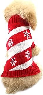 Best santa jumper for dogs Reviews