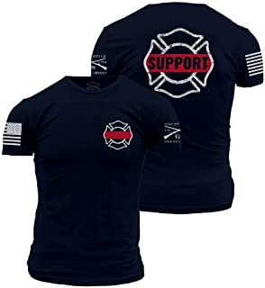 Support First Responders Men's T-Shirt