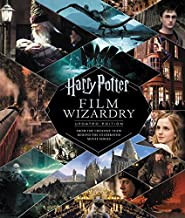 harry potter film book of wizardry