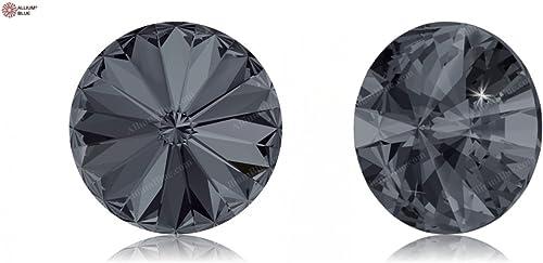 Descuento del 70% barato Cristales de Swarovski 1138809 Piedras rojoondas 1122 SS SS SS 47 Crystal SILVNIGHT F, 288 Piezas  mejor marca