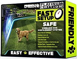 Best Wireless Dog Fence Systems August 2019 Thegoodypet