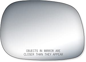 Fit System 90203 Passenger Side Replacement Mirror Glass