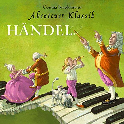 Händel (Abenteuer Klassik) audiobook cover art
