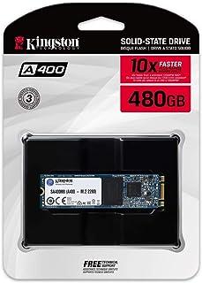 Kingston 480GB A400 M.2 Internal SSD SA400M8/480G - Increase Performance