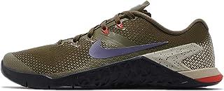 Nike Men's Metcon 4, Olive Canvas/Indigo Burst