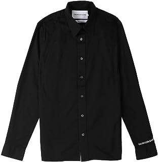 Calvin Klein Men's MONOGRAM TAPE REG Shirt