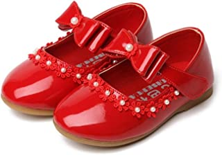 PPXID Enfant Filles Bowknot Douce Princesse Mignonne Chaussures de Sport