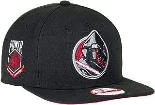 9fifty Hat Star Wars Retroflect Villain Power Frist Order Black Snapback Cap