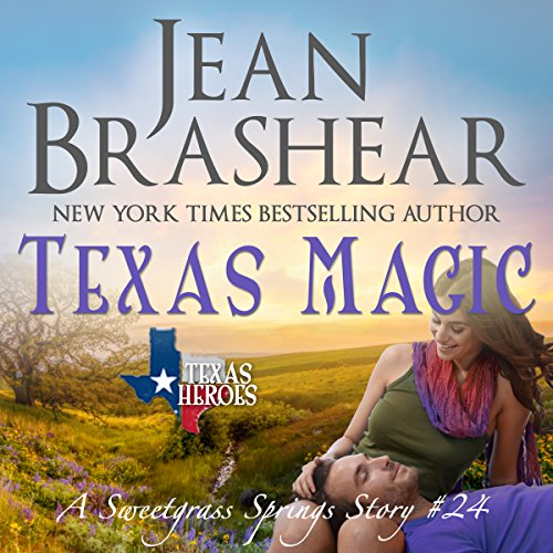 Texas Magic: A Sweetgrass Springs Story cover art