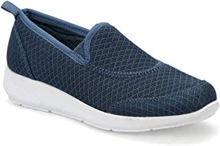 Art Bella Cs18085-19s İndigo Kadın Slip On Ayakkabı