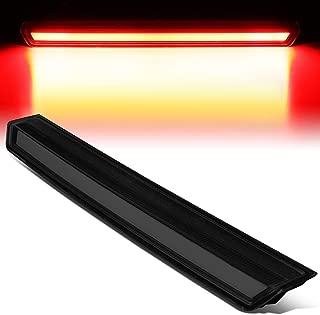 Tinted Housing 3D LED Bar Third 3rd Tail Brake Light Lamp for Chevy Suburban Tahoe 15-20