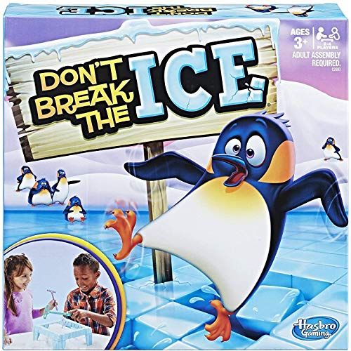 不要打破冰游戏
