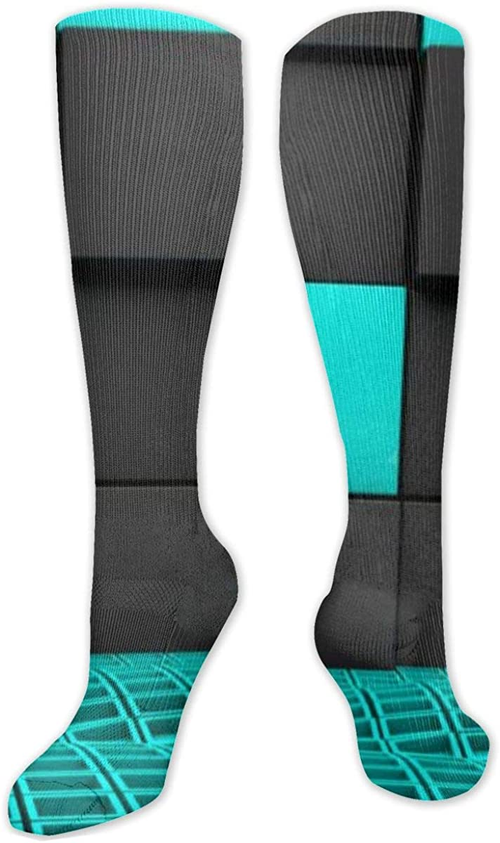 3d Ball Knee High Socks Leg Warmer Dresses Long Boot Stockings For Womens Cosplay Daily Wear