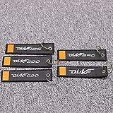 Moto da collezione Ricamo Strap Portachiavi portachiavi for KTM Duke 125 200 390 690 anello portachiavi Mei Racing (Color : DUKE390)