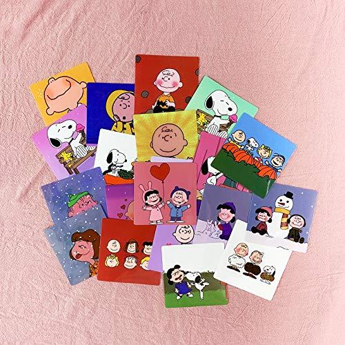 Pegatina Snoopy de Perro de Dibujos Animados de Charlie, teléfono móvil, Ordenador, Casco de Guitarra, Pegatina Decorativa, Pegatina Impermeable para Maleta