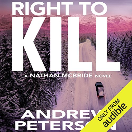 Right to Kill audiobook cover art