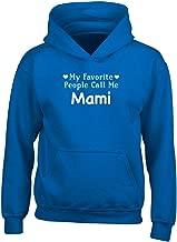 My Favorite People Call Me Mami Grandparent Gift - Adult Hoodie 2xl Royal