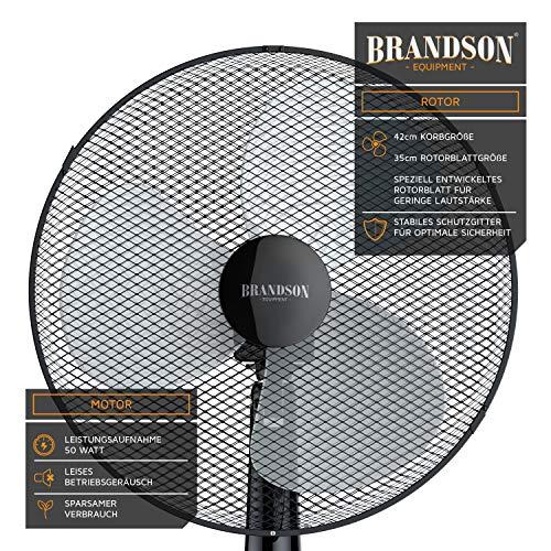 Brandson – Standventilator Standlüfter kaufen  Bild 1*