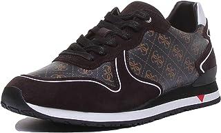 غيس حذاء كاجوال فاشن سنيكرز للرجال , مقاس 45 EU , بني