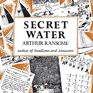 Secret Water cover art