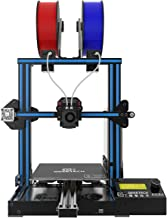 GEEETECH A10M 3D Printer with Mix-Color Printing, Adjustable Dual Extruder Design, Filament Detector and Break-resuming Fu...