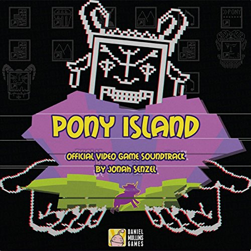 Pony Island Official Video Game Soundtrack [VINYL] [Vinilo]