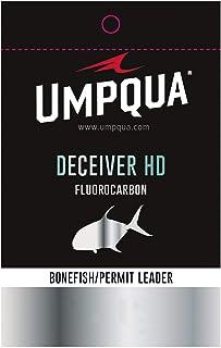 Umpqua Deceiver HD Bone/Permit Fluorocarbon Leader
