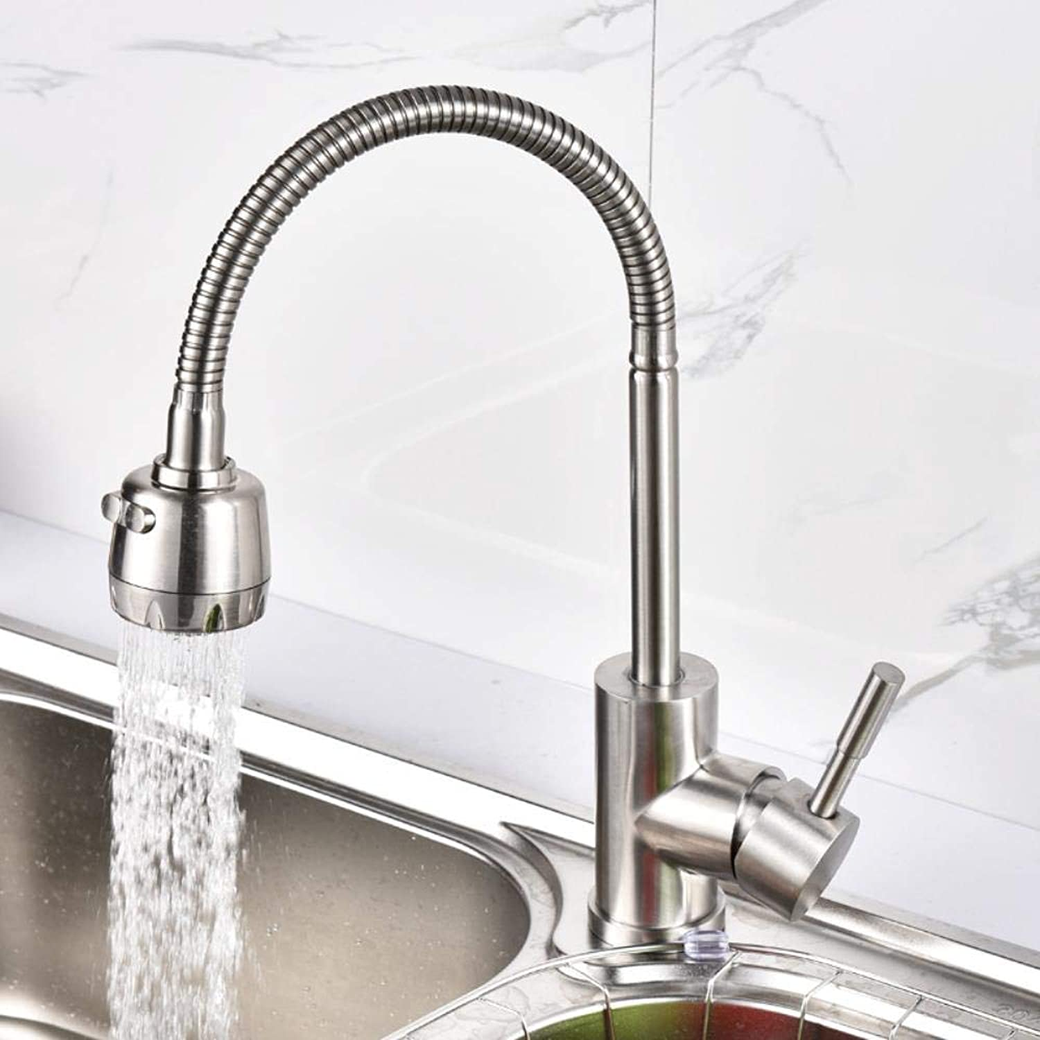 redatable Universal Kitchen Basin Hot and Cold Vegetable Faucet Z1026
