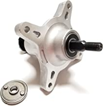 Spindle Assembly for Toro or Exmark, Includes Housing with Bearings for 120-6234, Shaft 120-5235, and Blade Adapter 120-5236