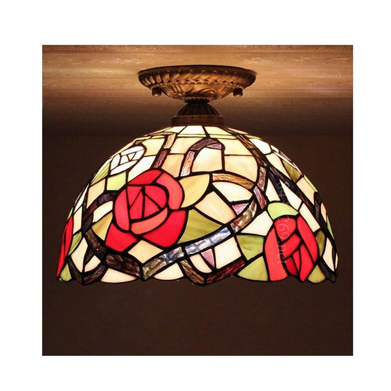 生リマークそこから家の装飾、手の照明のための12インチの普及した様式のガラス天井ランプ