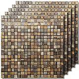 Rustic Woodgrain Backsplash Tile for Kitchen & Bathroom