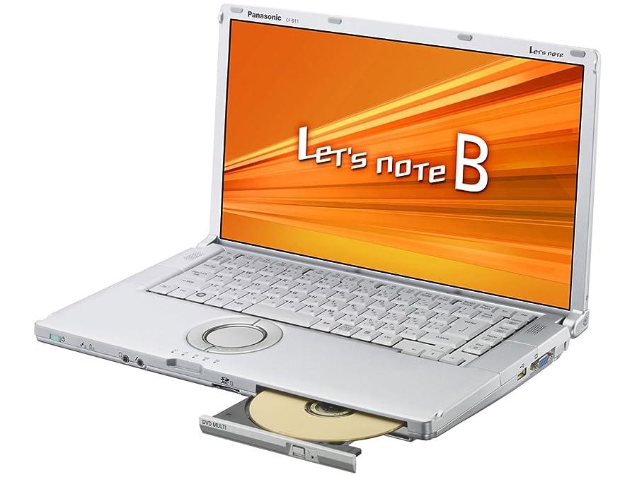 ミスペンド終わり読者CF-B11YWADR  Letsnote CF-B11Yシリーズ
