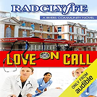 Love on Call audiobook cover art
