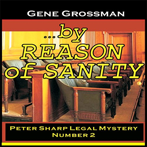 ...By Reason of Sanity audiobook cover art