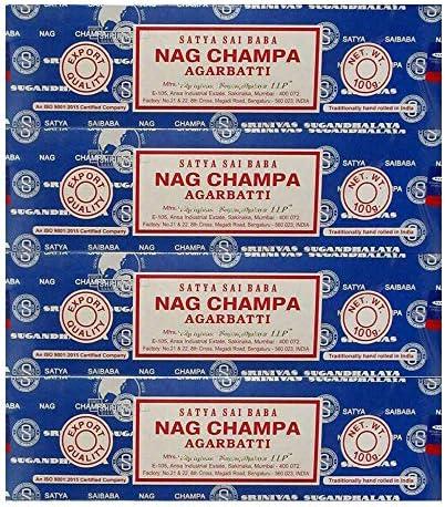 Details about  /Satya Sai Baba Nag Champa Nirvana Incense Sticks Fragrance Agarbatti 180G