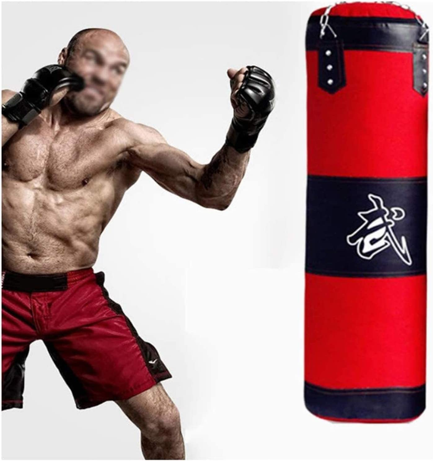 PQQ Boxing Heavy Bag Ranking TOP1 Sand Max 67% OFF Punching Empty Bags