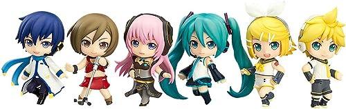 Character Vocal Series NendGoldid Petite Mini-Figuren 7 cm Hatsune Miku Renewal Sortiment (8) Good Smile Company