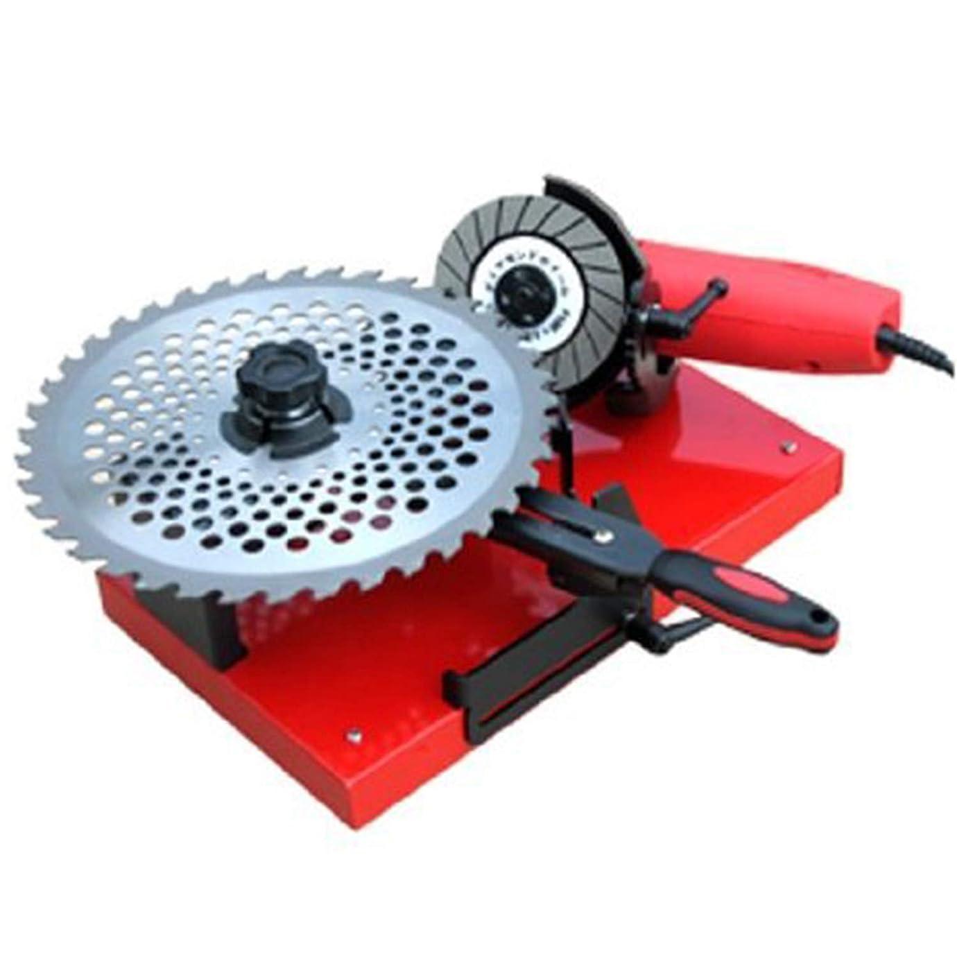 量好きである国際ニシガキ 早研ぎ 金属用チップソー研磨機 N-845