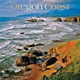 Oregon Coast 2022 12 x 12 Inch Monthly Square Wall Calendar with Foil Stamped Cover, USA United States of America Pacific West State Ocean Sea Nature
