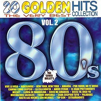 20 Golden Hits de los 80´s, Vol. 2