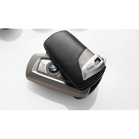 BMW Leather M Power Sport Key Case Cover Black BMW F30 F10 F30 F20 X3 X4 3 5 4 7