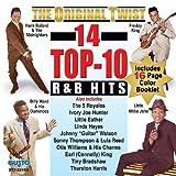 14 Top-ten R&B Hits