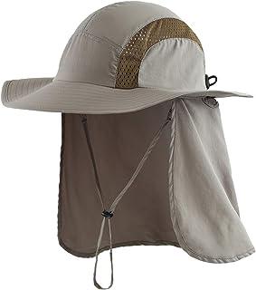 protezione solare Cappello da sole per bambini traspirante protezione solare UPF 50+ Magracy regolabile