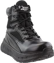 Tactical Research Mens 6 inch Fatt Maxx Side Zipper Work/Duty Boots