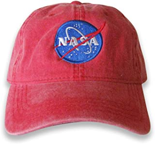 USmania NASA Embroidered Cap