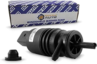 Mean Mug Auto 21323-232316B Windshield Washer Pump w/Grommet - For: BMW, Mercedes-Benz - Replaces OEM #: 67128362154, 67128377612