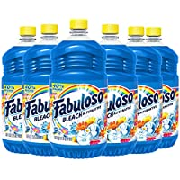 6-Pack Fabuloso All-Purpose Cleaner with Bleach Alternative