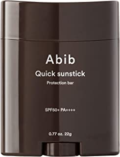 [Abib] Quick sunstick Protection bar SPF50+ PA++++ 22g